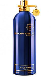 Парфюмерная вода Aoud Ambre Montale