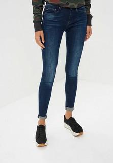 Джинсы G-Star Midge Zip Mid Skinny