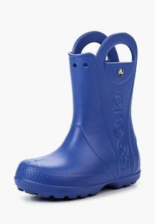 Резиновые сапоги Crocs Handle It Rain Boot Kids