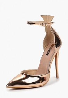Туфли LOST INK ANKLE STRAP STILETTO COURT