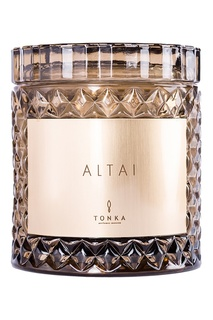 "Парфюмированная свеча ""A L T A I"", 300 g Tonka"