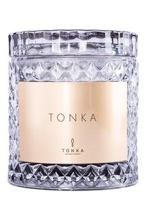 """Парфюмированная свеча """"T O N K A"""", 300 g Tonka"""