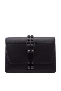 Черная сумка Elektra Prada
