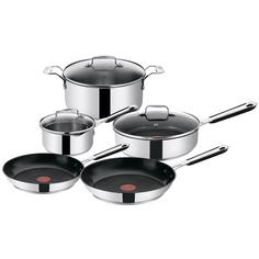 Набор посуды (Jamie Oliver) Tefal 8 предметов (E763S544)