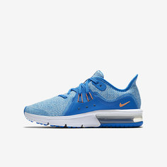 Беговые кроссовки для школьников Nike Air Max Sequent 3