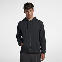 Мужская худи Hurley Dri-FIT Disperse Full-Zip Nike