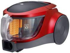 Пылесос LG VK76A09NTCR (красный)