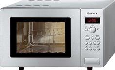 Микроволновая печь Bosch HMT75G451R (серебристый)