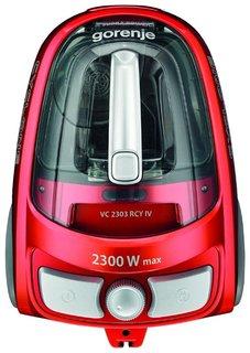 Пылесос Gorenje VC 2303 RCY IV (красный)