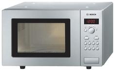 Микроволновая печь Bosch HMT75M451R (серебристый)