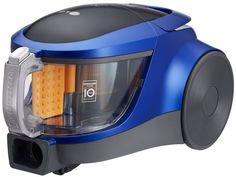Пылесос LG VK76A09NTCB (голубой)