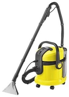 Пылесос моющий Karcher SE 4002 (желто-черный)