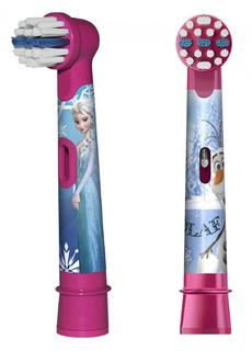 Насадки для электрических зубных щеток Braun Oral-B Kids Stages EB10K (Холодное сердце)