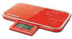 Кухонные весы Redmond RS-721 (красный)