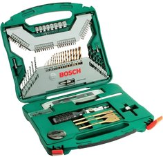 Набор оснастки Bosch X-Line-100 предметов
