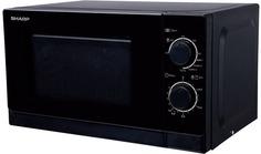 Микроволновая печь Sharp R-6000RK (черный)