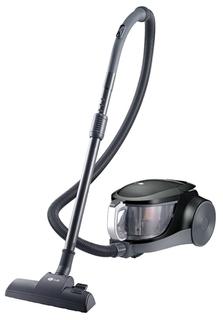 Пылесос LG VK76A02NTL (черный)