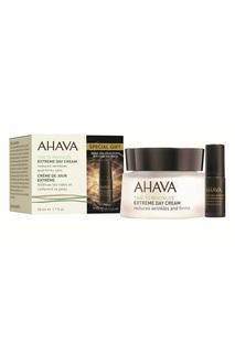 Крем и сыворотка для глаз Ahava