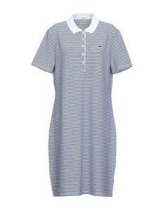 Платье до колена Lacoste