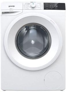 Стиральная машина GORENJE WE72S3, фронтальная загрузка, белый