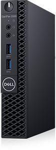 Компьютер DELL Optiplex 3060, Intel Core i3 8100T, DDR4 8Гб, 256Гб(SSD), Intel UHD Graphics 630, Windows 10 Professional, черный [3060-1110]