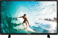 "LED телевизор FUSION FLTV-30B100 ""R"", 28"", HD READY (720p), черный"