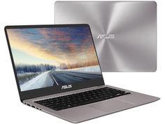Ноутбук ASUS Zenbook UX410UA-GV422 90NB0DL3-M10670 (Intel Core i5-8250U 1.6 GHz/8192Mb/256Gb SSD/No ODD/Intel HD Graphics/Wi-Fi/Bluetooth/Cam/14.0/1920x1080/Endless)