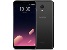 Сотовый телефон Meizu M6S 32Gb Black