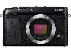 Фотоаппарат Fujifilm X-E3 Body Black