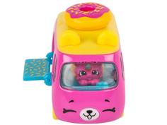 Игрушка Moose Shopkins Cutie Cars с фигуркой Donut Express 56583