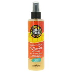 Бальзам-спрей для тела TUTTI FRUTTI 2 в 1 Персик и манго светоотражающий 200 мл