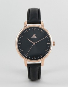 Часы с узким ремешком ASOS DESIGN - Черный