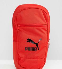 Красная сумка через плечо эксклюзивно от Puma - Красный