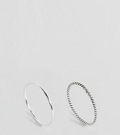 Наборные серебряные кольца Kingsley Ryan - Серебряный