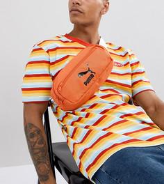 Оранжевая сумка-кошелек на пояс Puma эксклюзивно для ASOS - Оранжевый