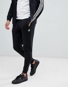 Черные трикотажные джоггеры adidas Originals DN6009 - Черный