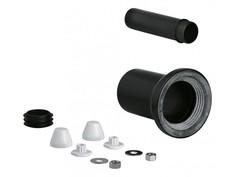 Комплект впускного и смывного гарнитура GROHE для подвесного унитаза, Ø 90 мм (37311K00)