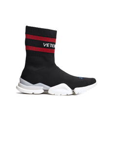 Высокие кроссовки-носки Reebok Vetements