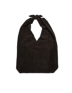 Замшевая сумка Bindle The Row
