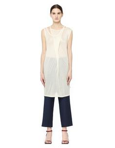 Платье из модала Ann Demeulemeester