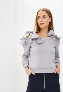 Свитшот LOST INK BARDOT BOW SCUBA SWEAT