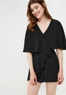 Комбинезон LOST INK DRAPE SLEEVE WRAP PLAYSUIT