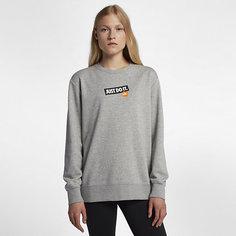 Женский свитшот Nike Sportswear с логотипом Just Do It