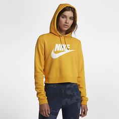 Женская укороченная худи Nike Sportswear Rally