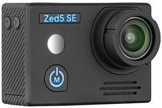 Экшн-камера AC Robin Zed5 SE (черный)