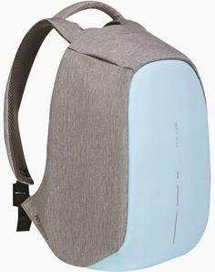 """Рюкзак XD Design Bobby Compact для ноутбука 14"""" (серо-голубой)"""