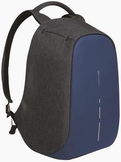 "Рюкзак XD Design Bobby Compact для ноутбука 14"" (темно-серый, темно-синий)"