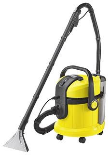 Пылесос моющий Karcher SE 4001 (желто-черный)