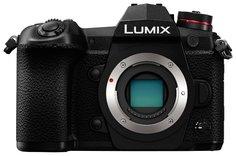 Цифровой фотоаппарат Panasonic Lumix DC-G9 (черный)