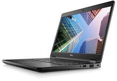 "Ноутбук DELL Latitude 5491, 14"", Intel Core i5 8300H 2.3ГГц, 8Гб, 256Гб SSD, Intel UHD Graphics 630, Linux, 5491-7397, черный"